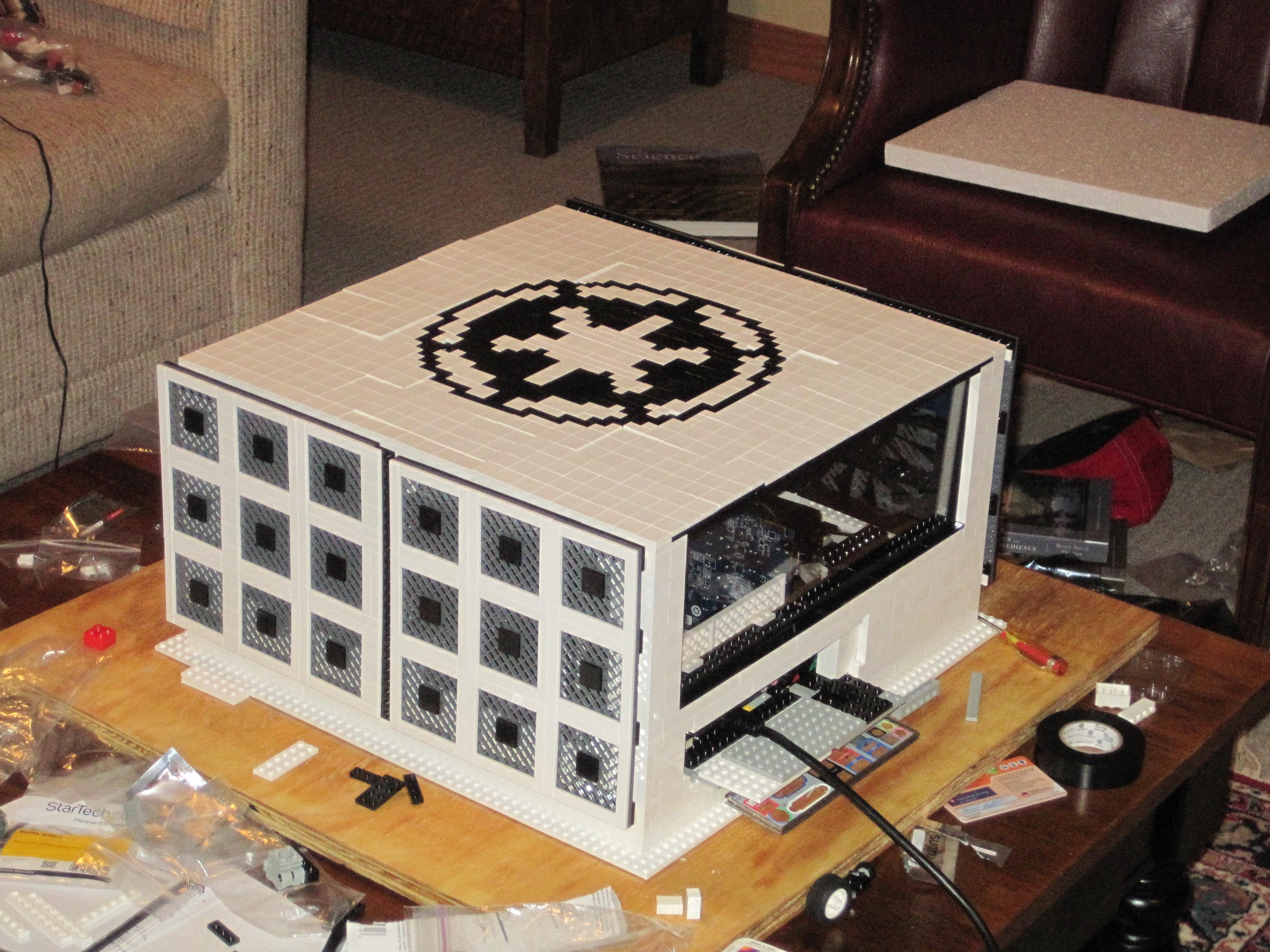 Lego Computer Case