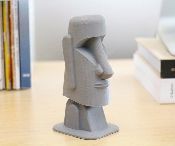 3D Printed Bobblehead
