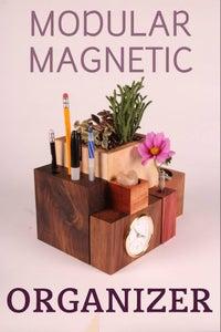 Modular Magnetic Organizer
