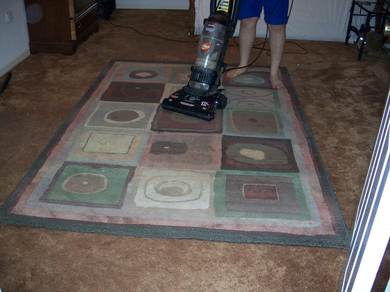 Step Eight: the Floor