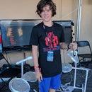 Raspberry Pi Drum Kit