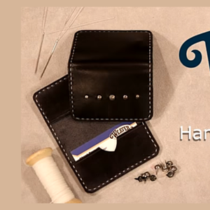 Basic Leather Card Wallet