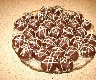 Nutella Nutter-Butter Cookie Balls