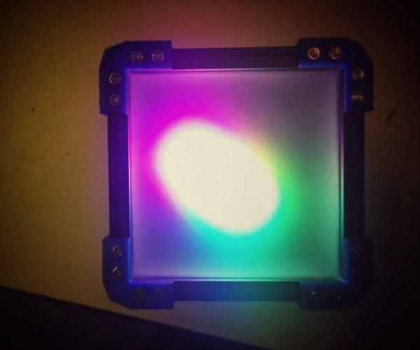 Blinky MakerBeam Cube (holocron)