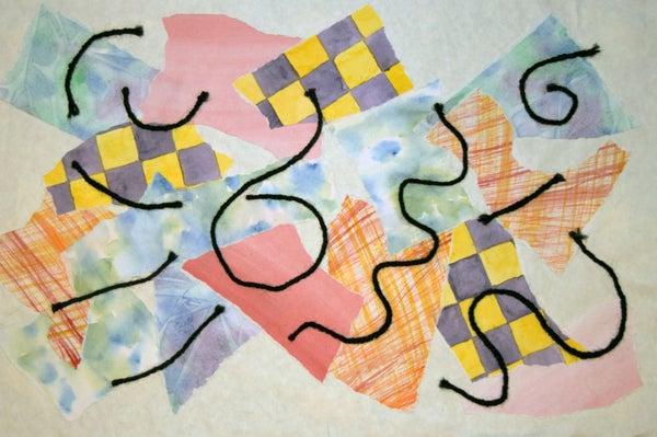 Abstract Art Assignment