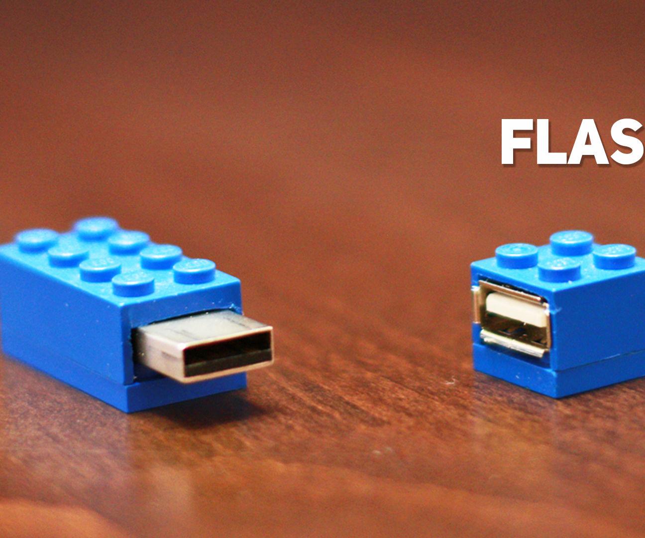 Lego Flash Drive