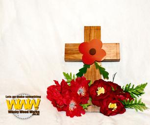 ANZAC Day Cross