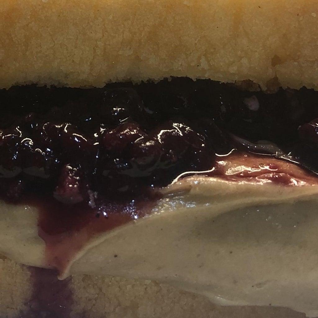 PB&J Sandwich Cake!