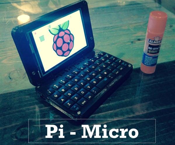 Pocket-Sized Linux Computer: Pi-Micro