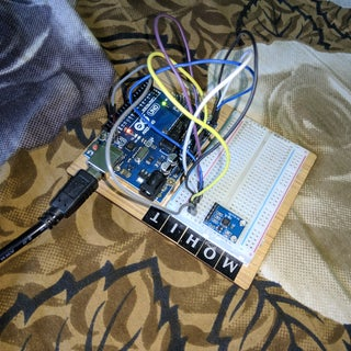 Interfacing ADXL335 With ARDUINO