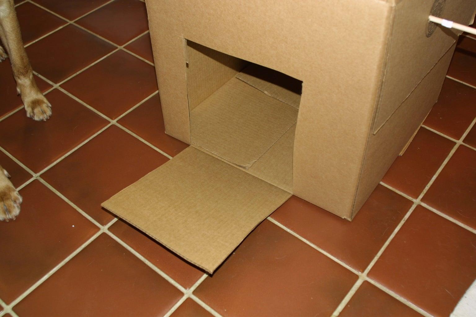 Get a Cardboard Box