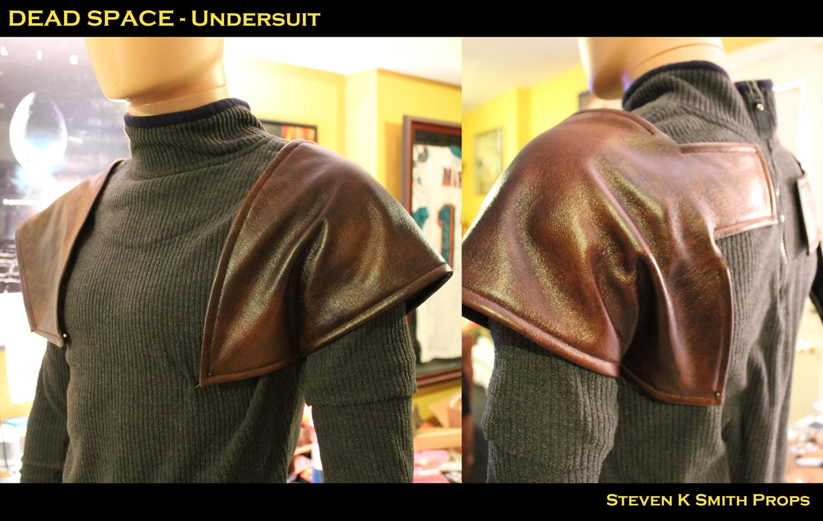 Cloth Under Suit