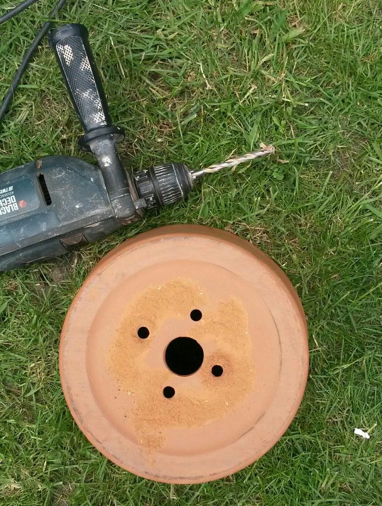 Cut Air Holes