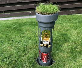 Underground Drinks Cooler