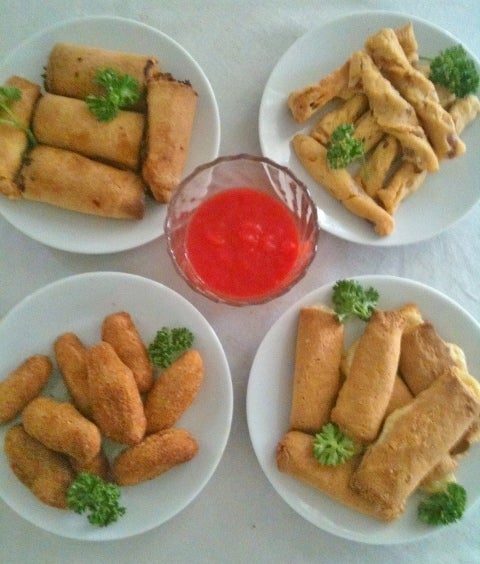 Cheese Straws - Variations!