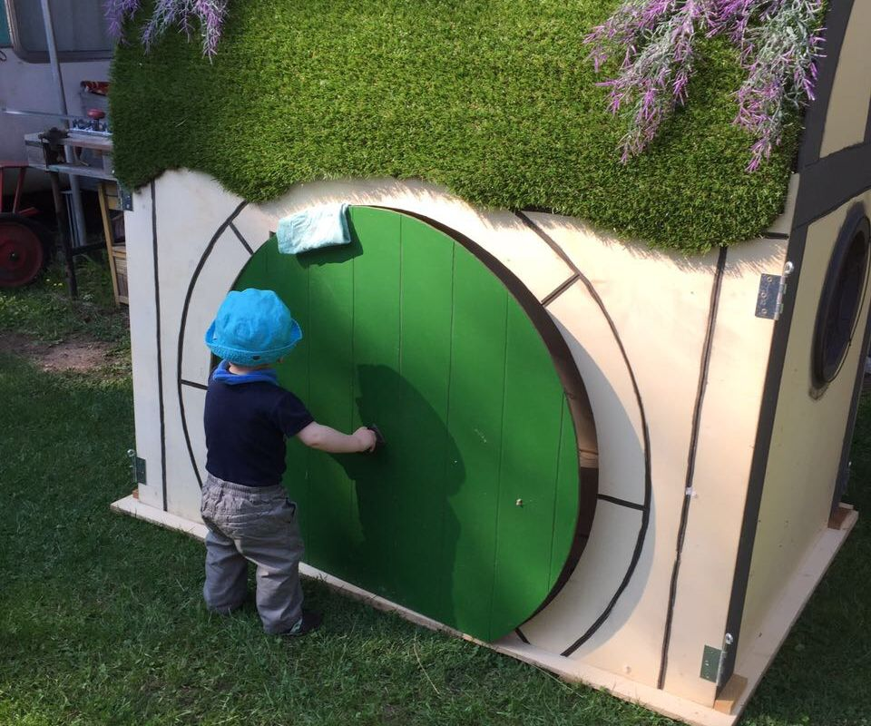 Hobbit Play House