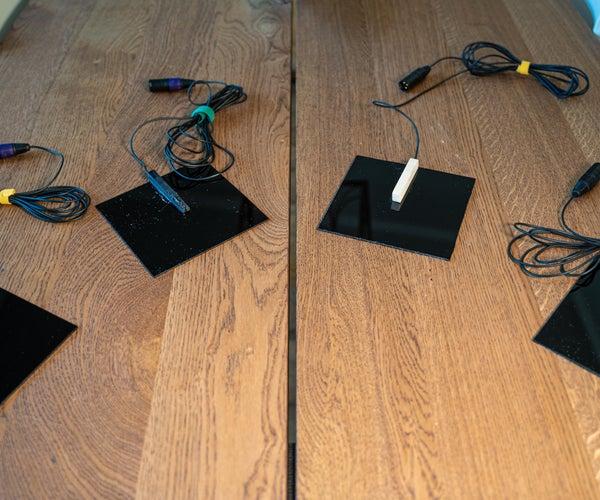 建立一个PZM或压力区麦克风