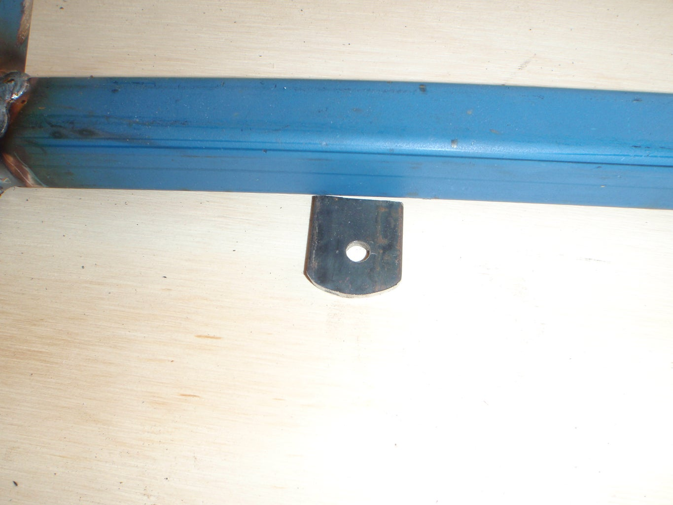 Floor and Chain Guard