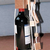 Tricky Wine Bottle Puzzle