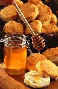 Honey, Green Tea, Conifers, Mint and Turmeric