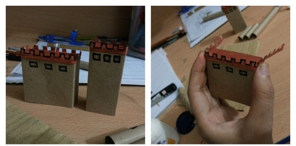 Building the Parts