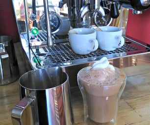 How to Make a Cafe Mocha at Home