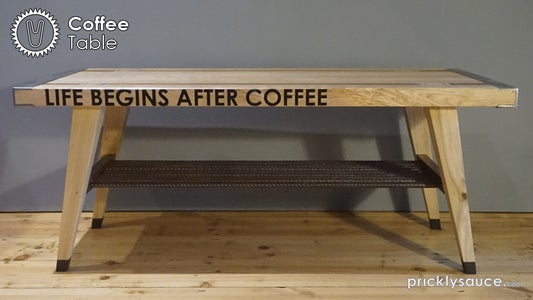 Time for a Coffee!