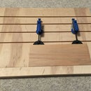 CNC Vacuum Jig for Small Pieces