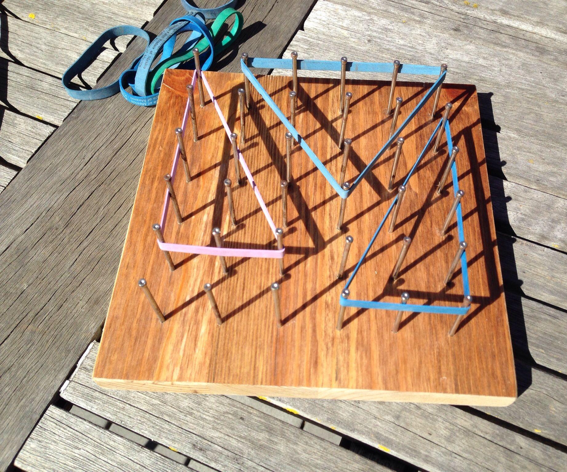 Geometry Board