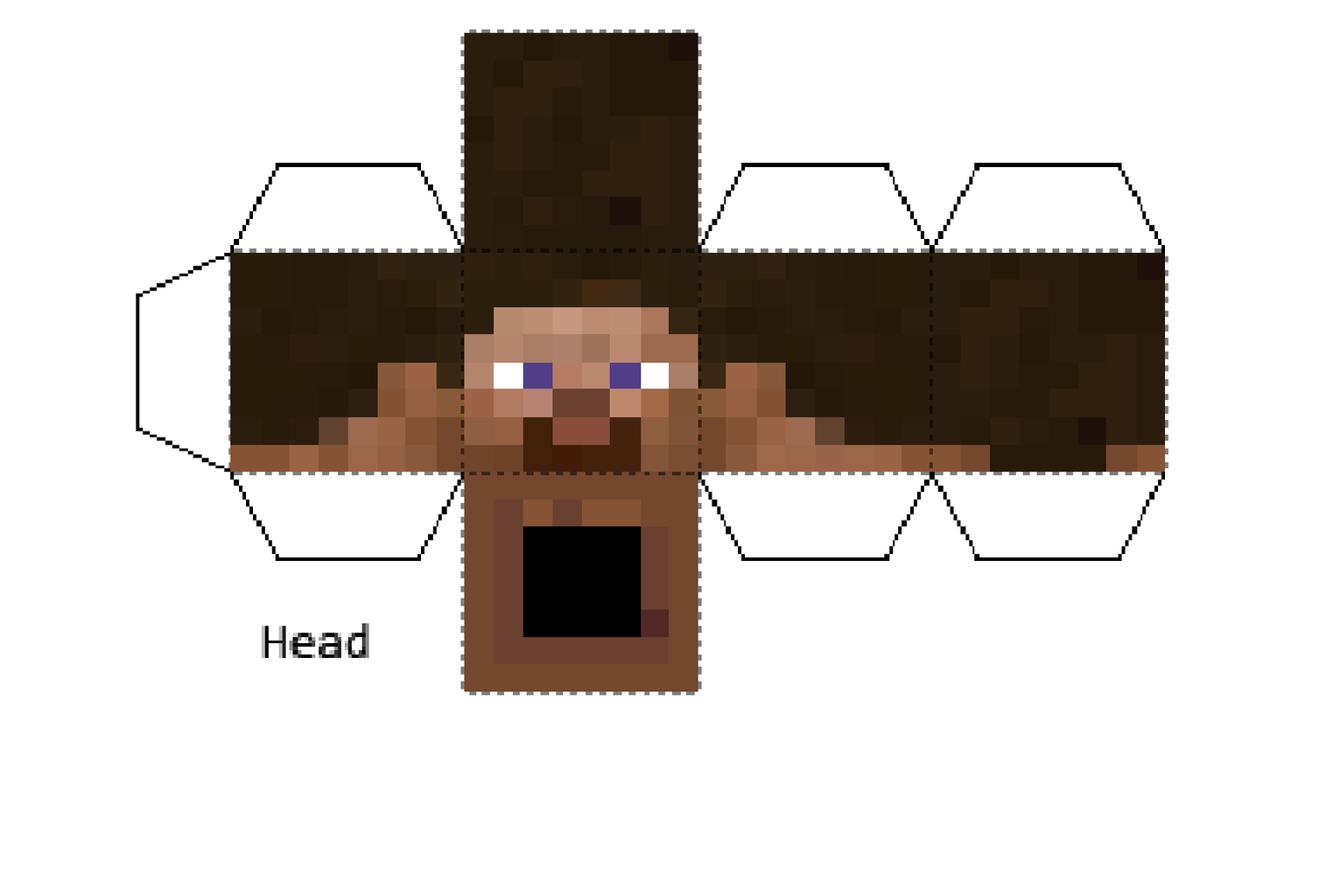 Assemble the Head and Arms