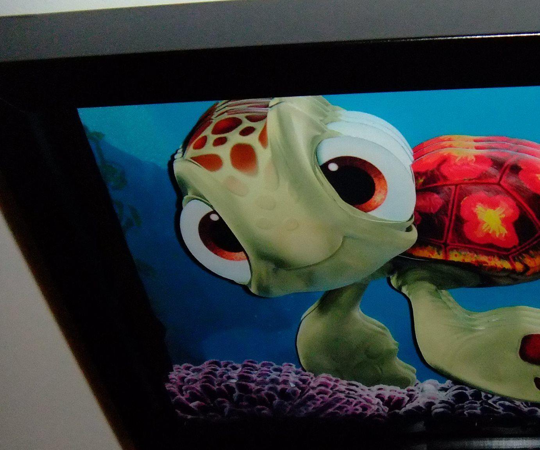 3D picture frame DIY