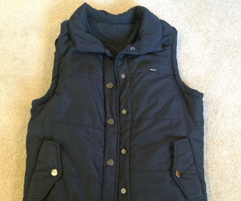 DIY Cooling Ice Vest