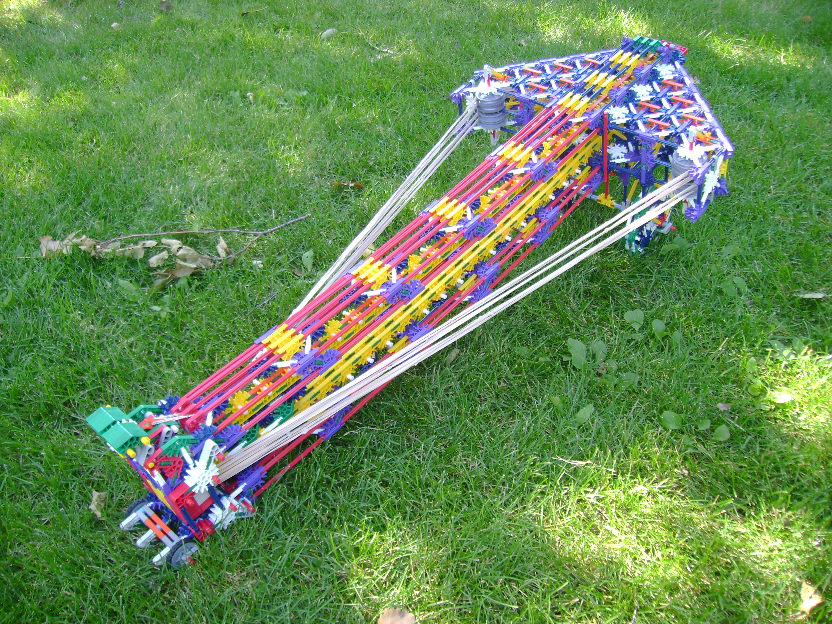 Knex Heavy Cannon v2 - Mini