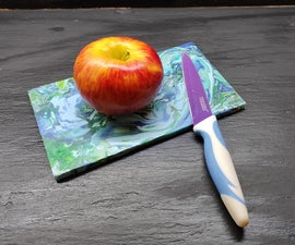 Plastic Recycling at Home: My Chopping Board