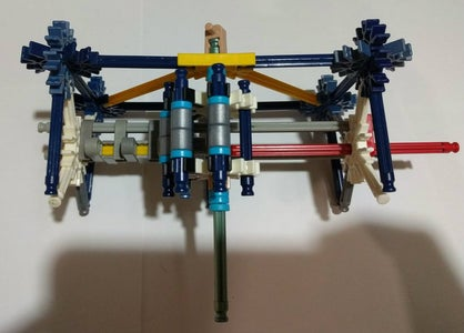 Mounting the Rotational Gear