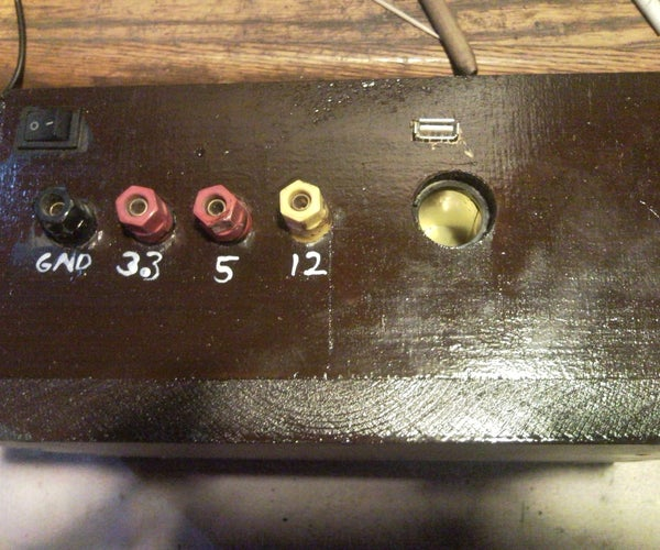 DIY Computer Power Supply Turned Into a Household  Power Supply