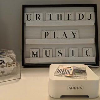 Sonos Spotify Vinyl Emulator