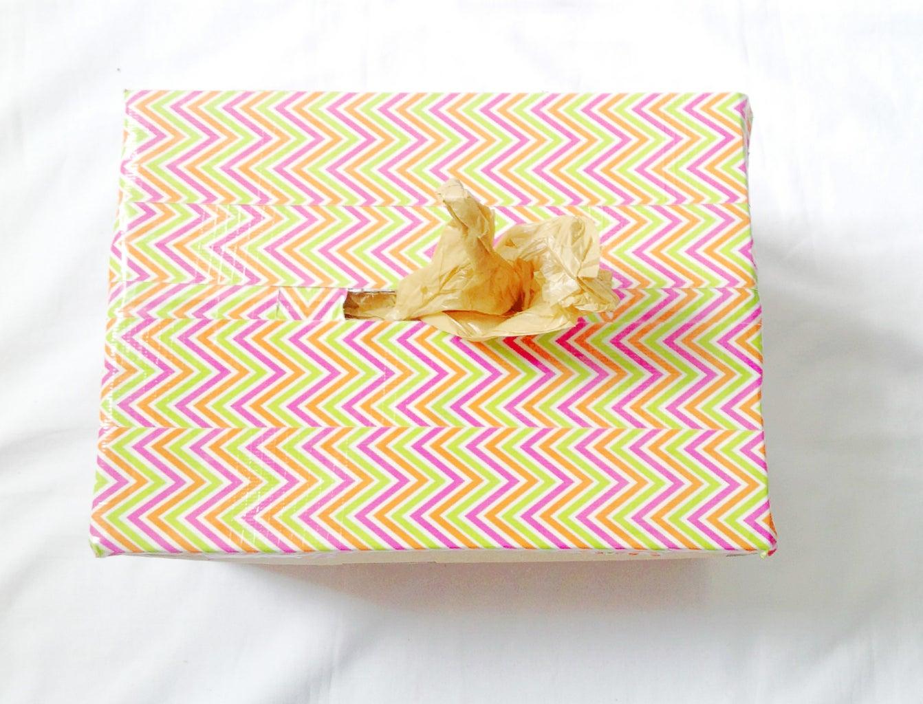 Bonus : How to Organize Plastic Bags in a Box