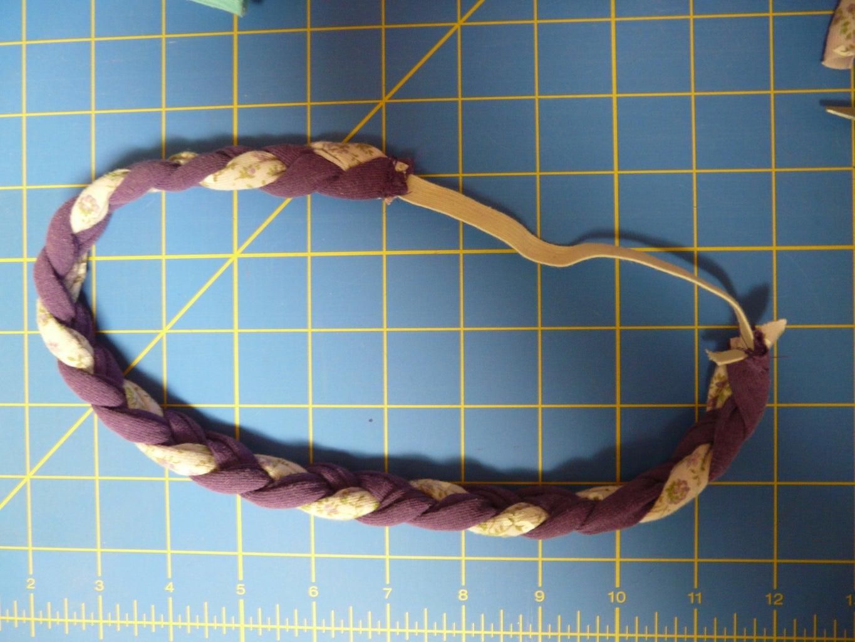 Make a Matching Headband