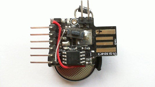 Reducing Battery Power Consumption for Digispark ATtiny85