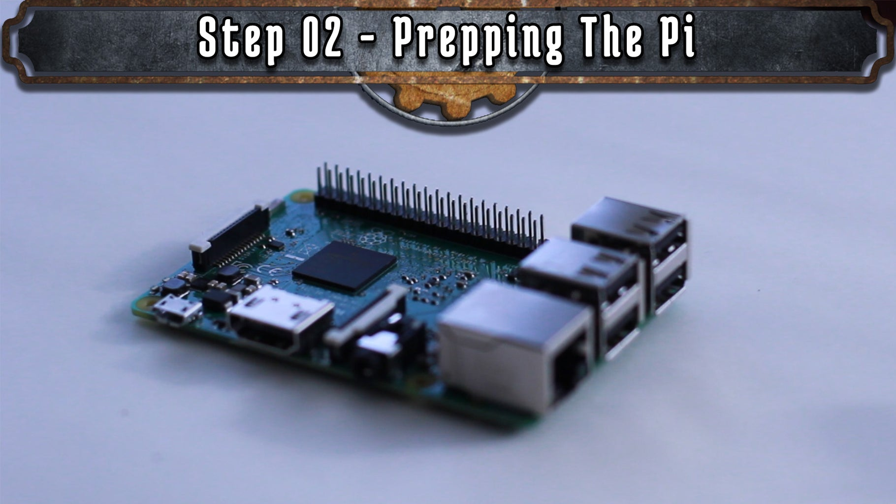 Prepping the Pi
