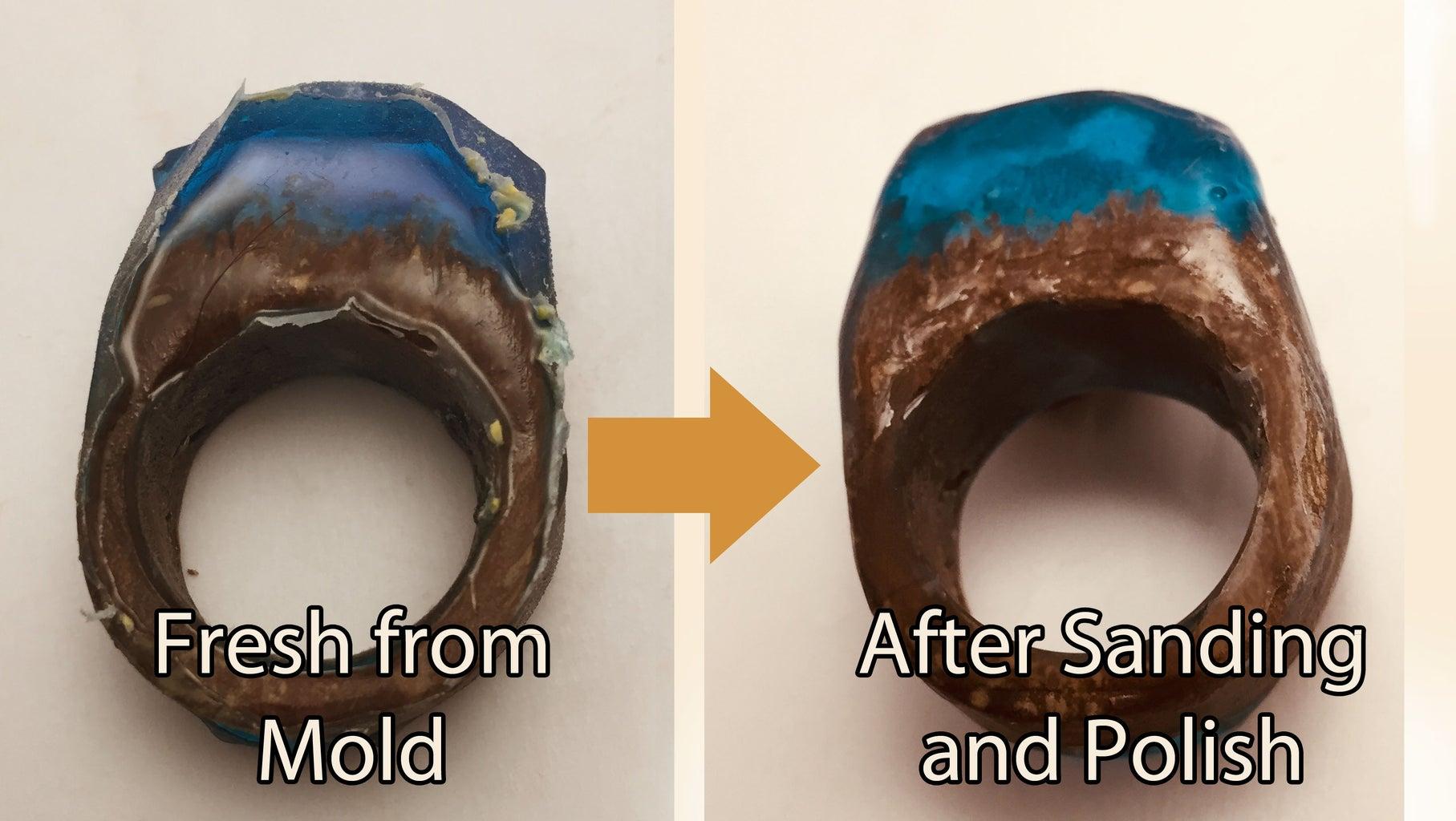 Finishing the Ring