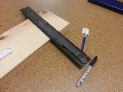 Developing a Blade Shape