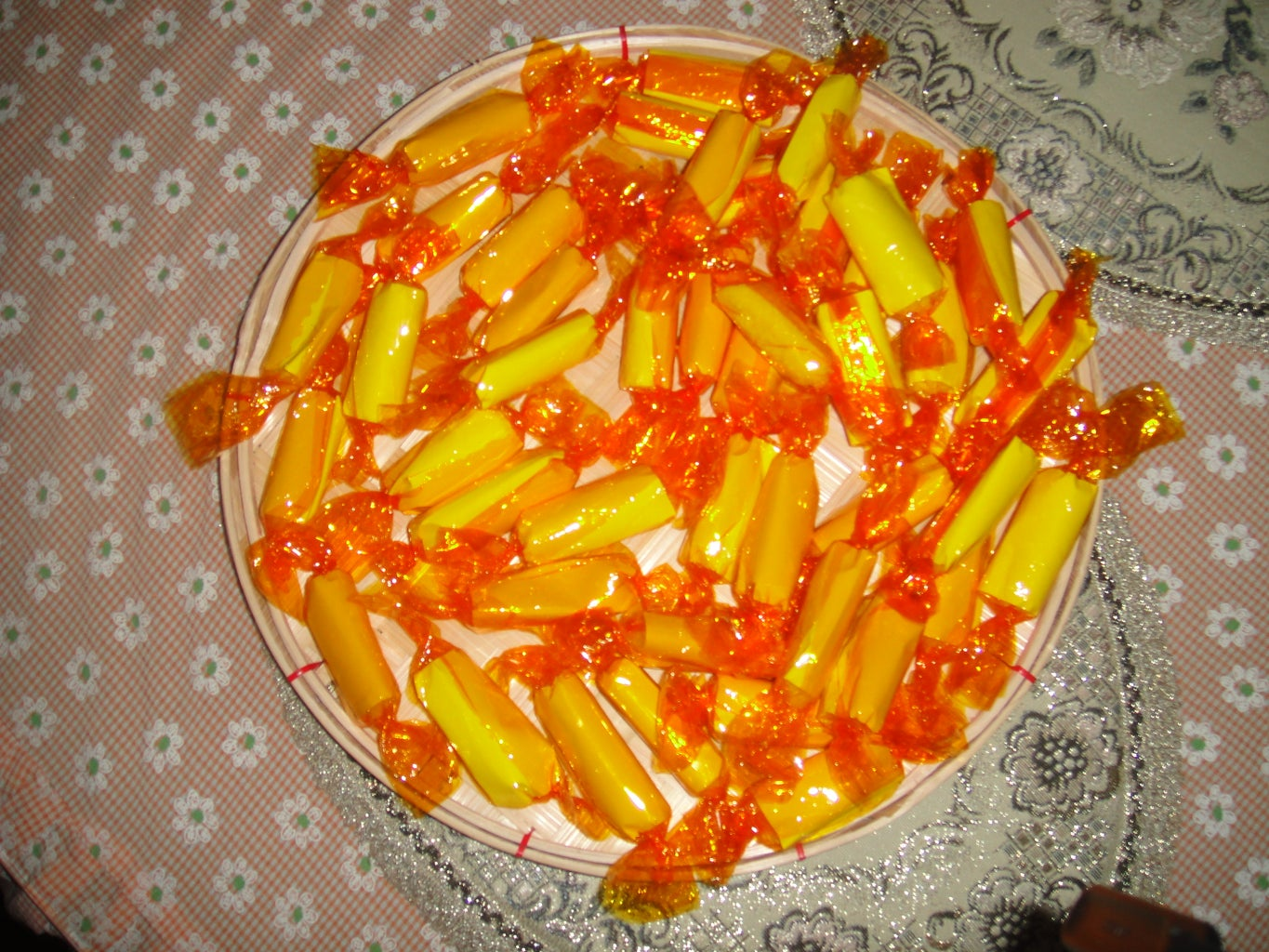 Pack the Coated Pastillas