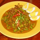 Thai Winged Bean Salad (Yum Tua Ploo)