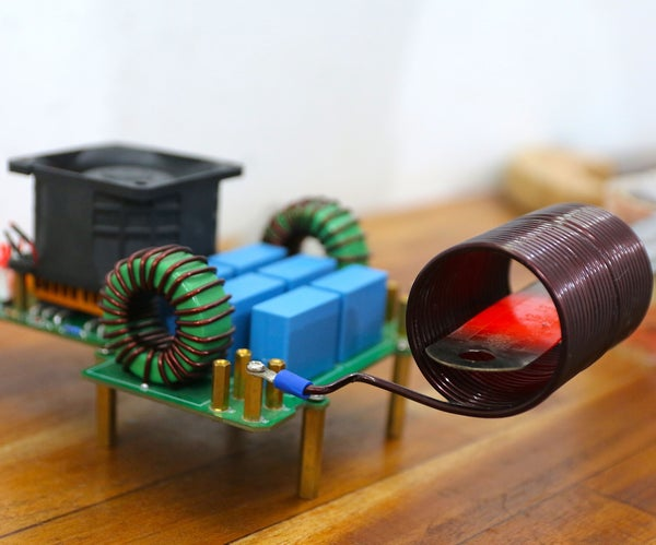 2000 Watts Induction Heater