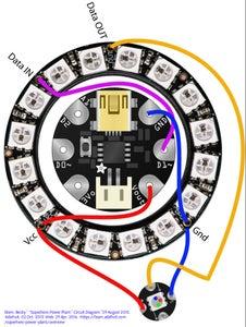 Solder Circuit Together