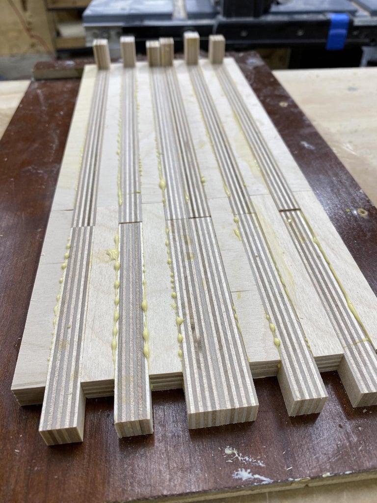 Make a Glue Up Board