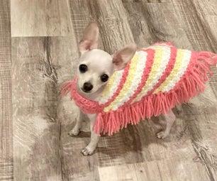 Small Dog Poncho