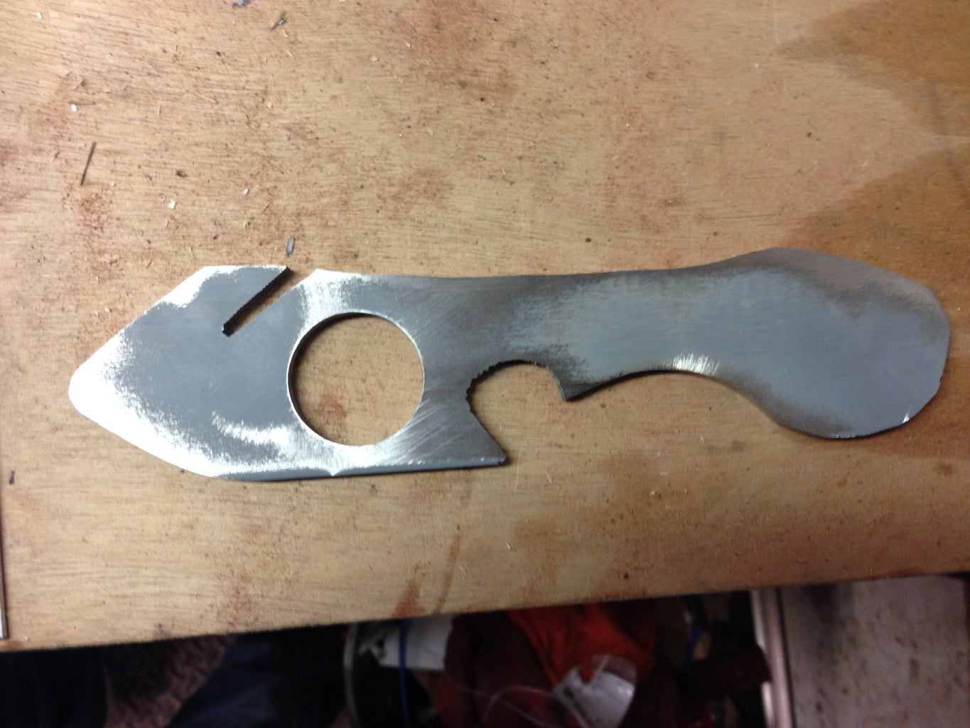 Cutting and Shaping